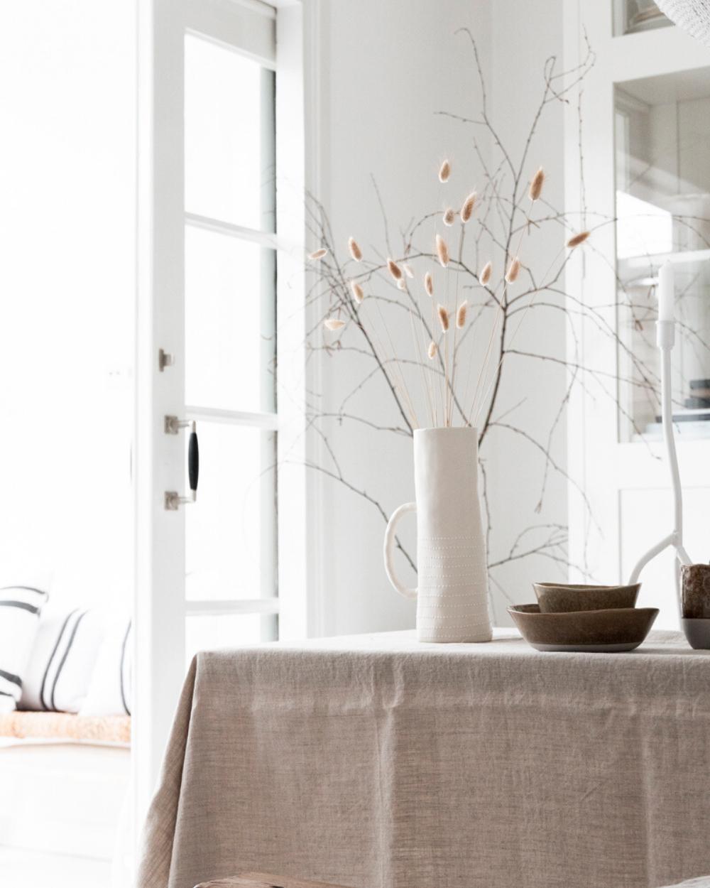 Jet at home - Met natuurlijke materialen creëer ik een fijne sfeer -staand