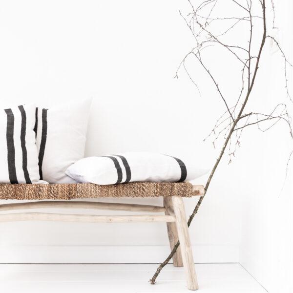 Jet at Home - portfolio eigen huis-Olsson en Jensen kajsa bankje