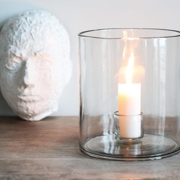 Jet at home - Tell me more - Luna candleholder windlicht L