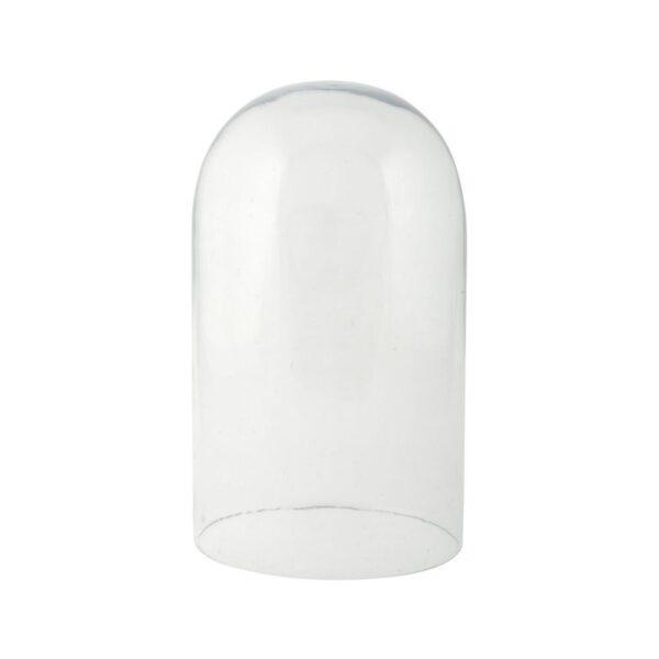 Jet at home - Ib Laursen - glazen stolp L