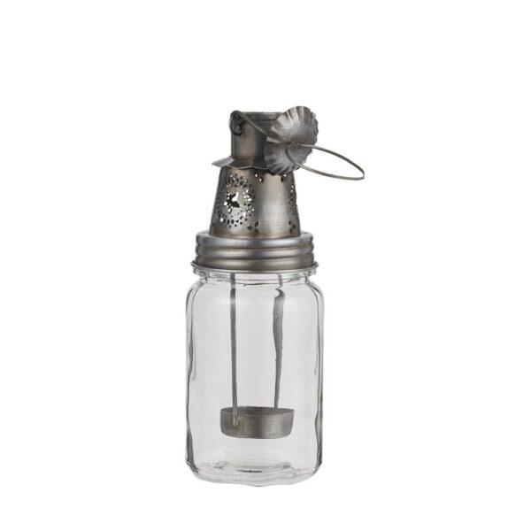 Jet at home - Ib Laursen - jampot confiture lantaarn zilver