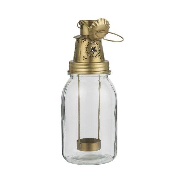 Jet at home - Ib Laursen - jampot confiture lantaarn goud L
